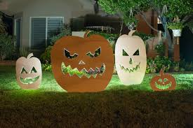 halloween light decoration ideas diy outdoor halloween and harvest decor ideas all things thrifty