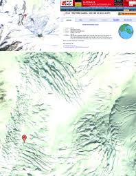 Pavlof Volcano Map Tian U2022 U2022 U2022 Now