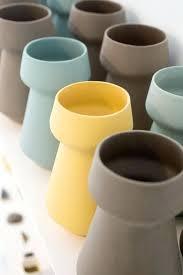 Large Ceramic Vases Large Ceramic Flower Vases Vintage Ceramic Bud Vases Carol Long