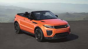 range rover coupe convertible range rover evoque 2017 convertible imágenes oficiales youtube
