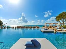 resorts magazine features meyer davis u0027 design of 1 hotel south
