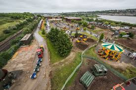 i went to diggerland britain u0027s most magical theme park dedicated