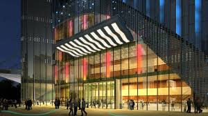 building design solution building facade lighting and decoration