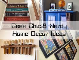 geek chic 8 nerdy home decor ideas blindster blog geek chic 8 nerdy home decor ideas