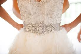 sparkly belts for wedding dresses wedding gown belts 4 ways to wear them the celebration society