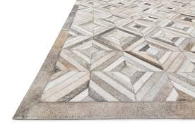 Are Cowhide Rugs Durable Promenade Ivory Grey Cowhide Rug Cowhide Patchwork Rugs Free