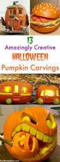 Funny Halloween Pumpkin Designs - 60 best pumpkin carvings design in this halloween 2017