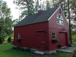 Small Post And Beam Homes Barns Kits Barn Sheds Garage Carriage House Post U0026 Beam