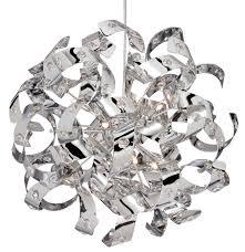 large ribbon chandelier ribbon modern editonline us
