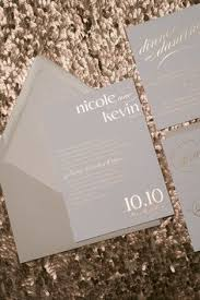 Wedding Invitations Packages Jessica Suite Cutie Package Elegant Wedding Invitations Navy