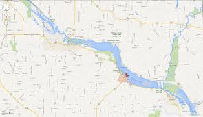 Map Of Cities In Wisconsin by Lake Pepin On The Mississippi R Scott Tyler