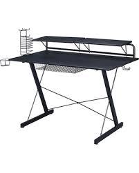 techni sport ergonomic high back gaming desk chair amazing deal on techni sport carbon gaming desk