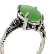 sea glass engagement rings by the sea jewelry distinctive sea glass jewelry for