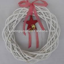 Christmas Wreath Decorations Wholesale by Wicker Wreath Wicker Wreath Suppliers And Manufacturers At