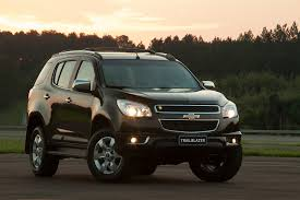 chevrolet trailblazer specs 2012 2013 2014 2015 2016 2017