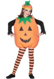 pumpkin costume childrens halloween fancy dress child halloween