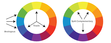 complementary color color theory 101 deconstructing 7 famous brands color palettes