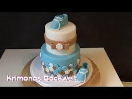 Keramik Box Fondant Torte Mit Schleife Pottery Box Fondant Cake
