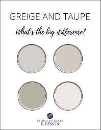 best greige cabinet colors taupe and greige paint colours what s the big difference