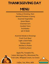 thanksgiving day menus what s so special about thanksgiving soul alive women