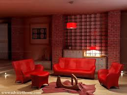 Red Leather Sofa Sets Furniture U0026 Accessories Beautiful Design Of Red Sofa In Living