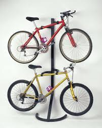 garage organization ideas horizontal bike storage from your great