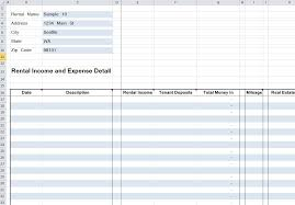 Income Tracker Spreadsheet 15 Residential Rental Tracking Spreadsheet Organized Bookkeeping
