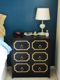 Black Nightstand With Drawers with 15 Ikea Rast Chests Get Hacked In Style