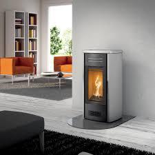 gas fireplace freestanding binhminh decoration