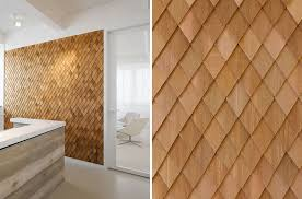 wood wall texture using wood shingles to create an accent wall adds warmth and