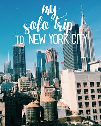 my trip to new york city chelsea dinen