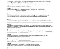 Teacher Resume Objective Samples by Download Good Resume Objectives Samples Haadyaooverbayresort Com