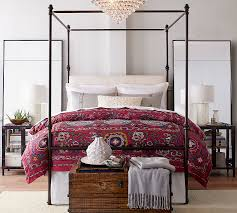Metal Canopy Bed Canopy Bed Pottery Barn