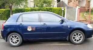 cheap medium car hire in brunswick vic hourly and daily rental