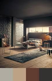 couleur dans une chambre chambre couleur de chambre moderne tendance couleur chambre