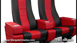 movie theater chairs for home movie theater seating and cinema style seating by stargate cinema