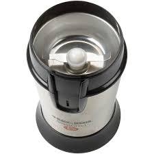 Burr Coffee Grinder Bed Bath And Beyond Black Decker Coffee Bean Grinder Stainless Steel Cbg100s