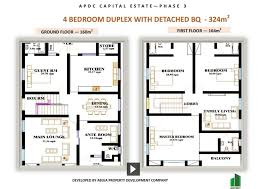 Duplex Designs 4 Bedroom Duplex Designs Bedroom Duplex Designs Upper Floor Plan