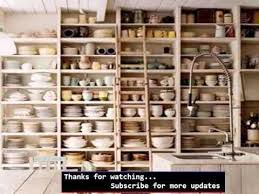 Ideas For Shelves In Kitchen Kitchen Shelves Free Home Decor Techhungry Us