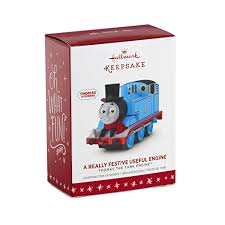 hallmark keepsake the tank engine a really