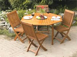 Small Patio Dining Sets by Patio Wooden Patio Sets South Africa Patio Light Brown Rectangle