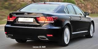 lexus ls 460 length lexus ls 460 specs in south africa cars co za