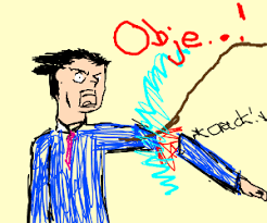 Objection Meme - anyone but phoenix wright doing the objection