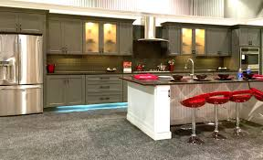 bathroom pleasant perfect countertops for grey cabinets builders