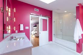 Modern The Perfect Teenage Girls Bathroom Bathroom Remodel - Girls bathroom design