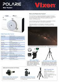vixen polarie u0026 telescopes