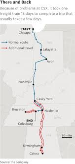 csx railroad map trains in vain epic csx traffic jam snarls deliveries from coal