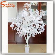 artificial white tree branch coral birch trees artificial tree