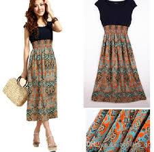 women casual dress fashion 2014 summer long dress new women dress
