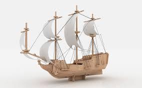 pirate ship ships boats makecnc
